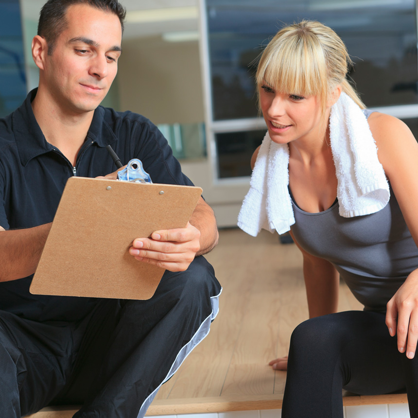 Free FItness Assessment and Health MOT